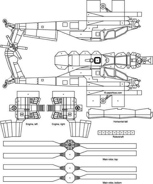 1-helicopteros de papel