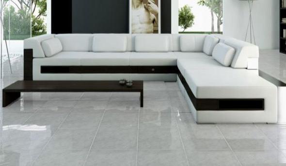 Tipos de piso e onde usar adequadamente cer mica for Tipos de ceramicas para pisos interiores