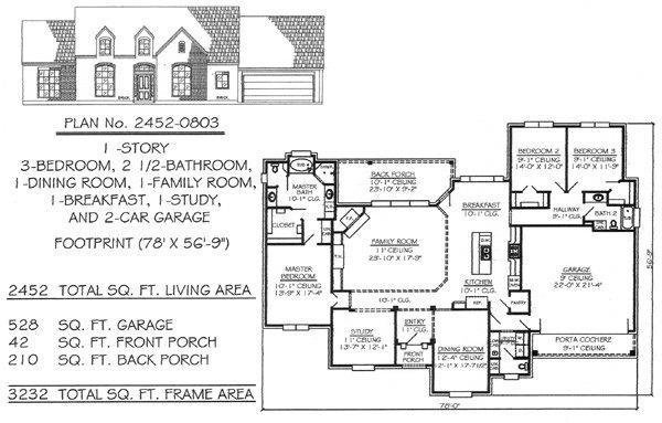 18-modelos de plantas de casas