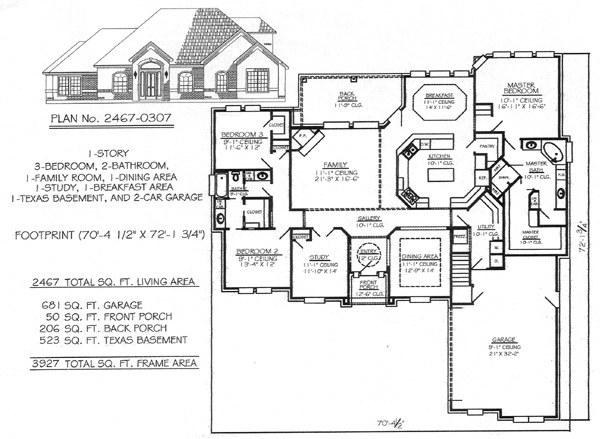 19-modelos de plantas de casas