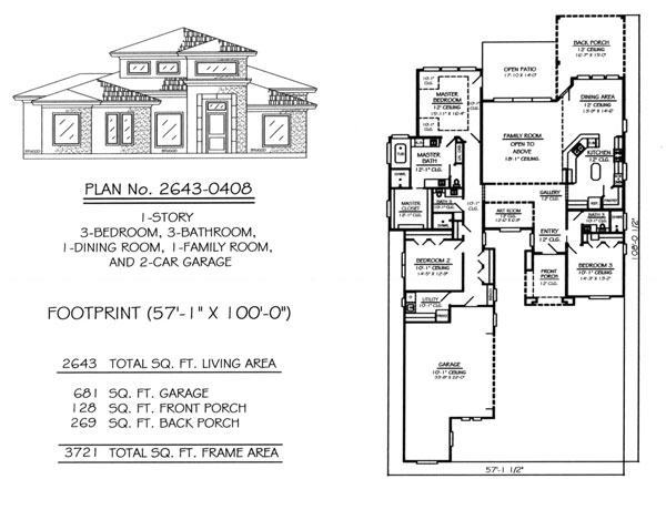 23-modelos de plantas de casas