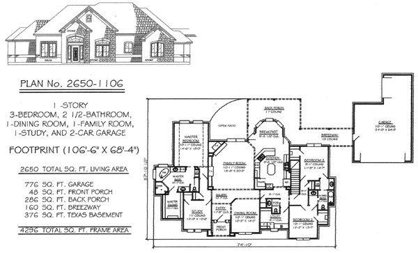 24-modelos de plantas de casas