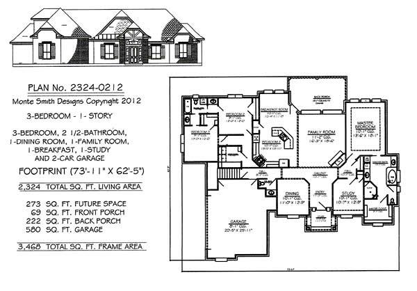3-modelos de plantas de casas
