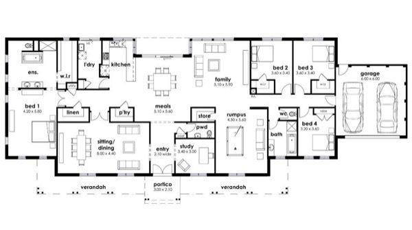 52-modelos de plantas de casas
