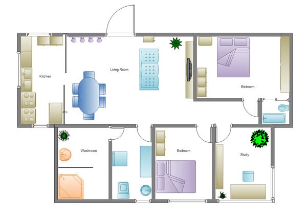 55-modelos de plantas de casas
