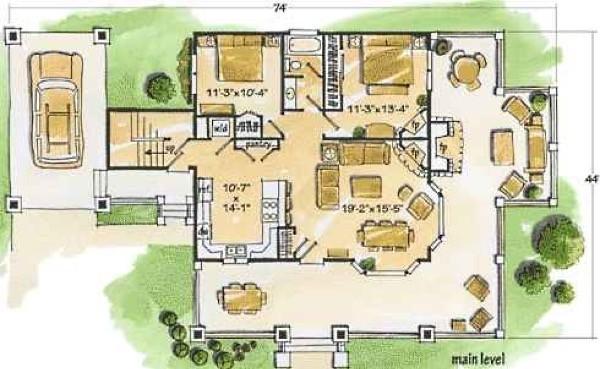 58-modelos de plantas de casas