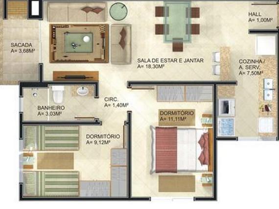 modelo+planta+de+casa
