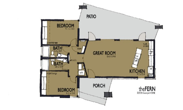 4-casas populares da caixa projetos