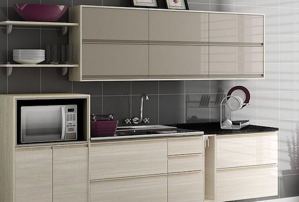 Ver Fotos De Armário De Cozinha : Wibamp armarios para cozinha pequena casas bahia