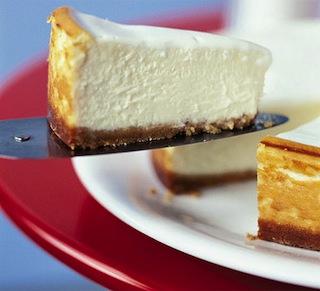 receita cheesecake com ricota