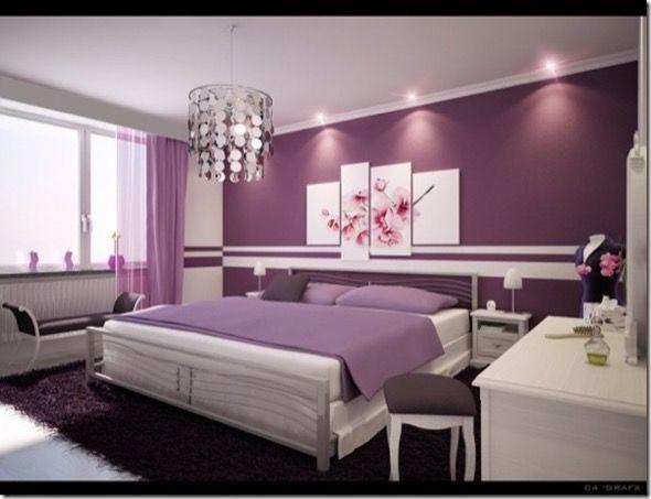 15-parede quarto casal decorada