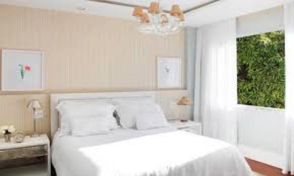 16-parede quarto casal decorada