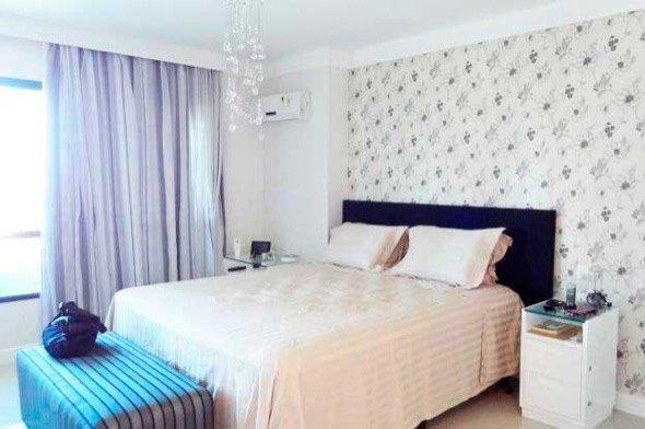 2-parede quarto casal decorada