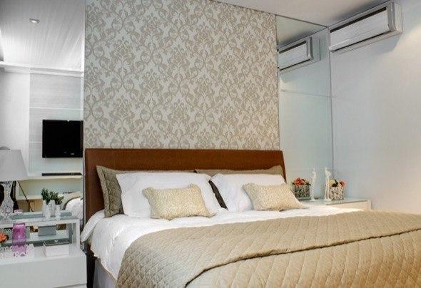 4-parede quarto casal decorada