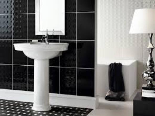 10-modelo banheiro preto e branco
