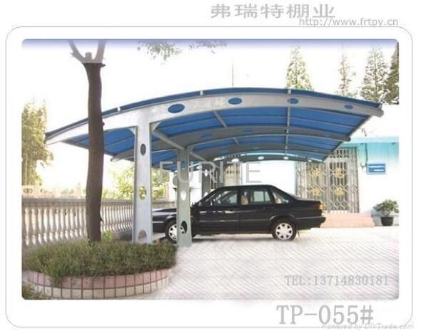 10-modelos de cobertura para garagem