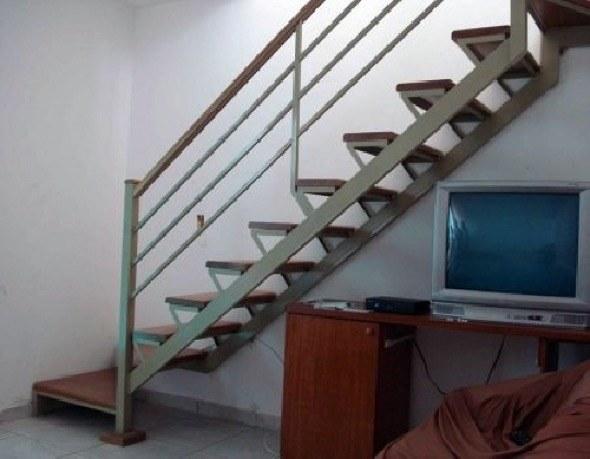 11-escadas retas modelos