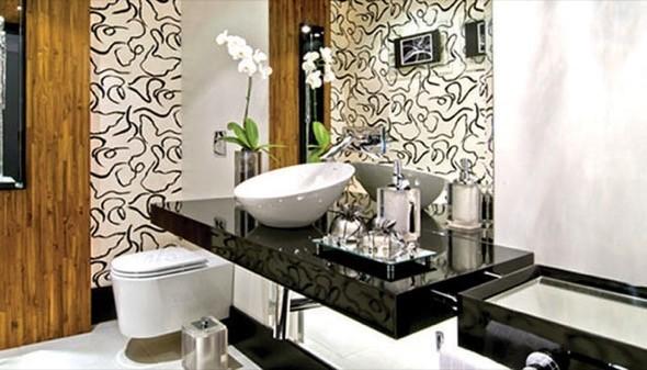 7-modelo banheiro preto e branco