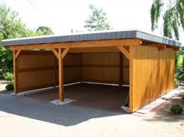 8-modelos de cobertura para garagem