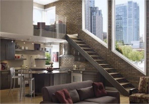 9-escadas retas modelos