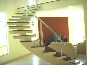 Escadas Caracol Modelos