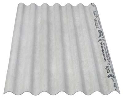 Preço de telhas de amianto