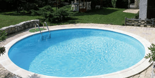 16 modelos de piscinas redondas de fibra e pl stico e 7 for Piscinas de plastico para jardin