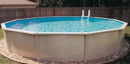 16 modelos de piscinas redondas de fibra e pl stico e 7 for Plastico para piscinas desmontables