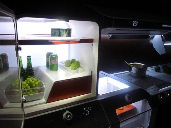 Cozinha inteligente 4