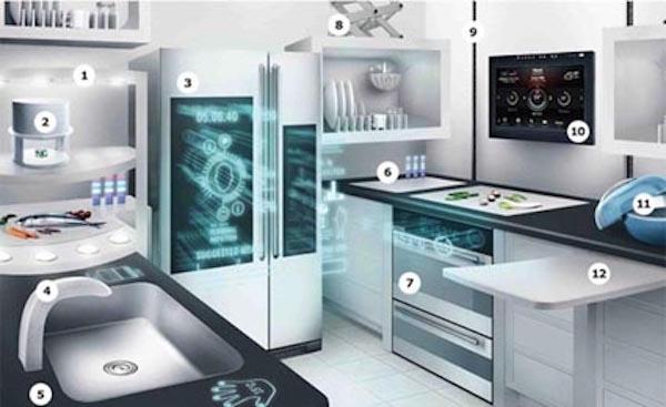 cozinhas inteligente e soluções4