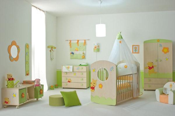 decorar o quarto do bebê1