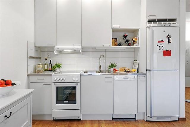 aprenda como fazer uma decoracao de cozinha pequena a cozinha e um dos