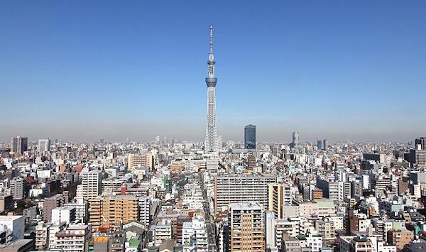 Japão Inaugura Torre mais Alta do Mundo
