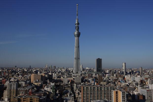 Japão torre mais alta 2