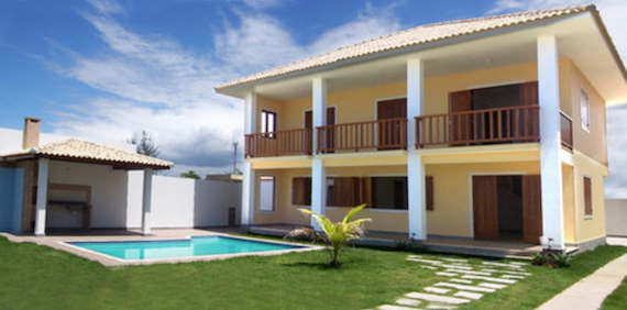 Plantas De Casas De Praia 41 Modelos E Projetos