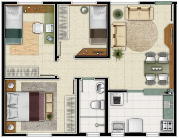 planta+de+casa+de+praia+modelo40