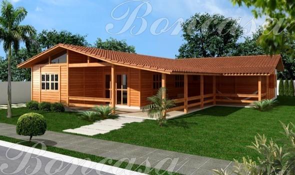 1-modelos de casas pre fabricadas de madeira