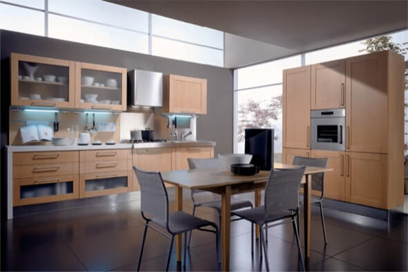 13-modelos armarios de cozinha modernos