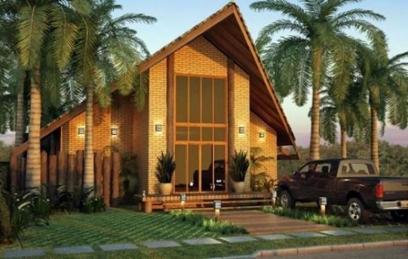 19-modelos de casas pre fabricadas de madeira