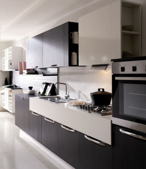 21-modelos armarios de cozinha modernos