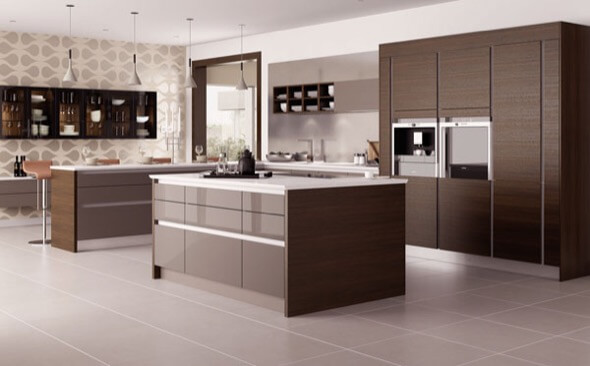 6-modelos armarios de cozinha modernos