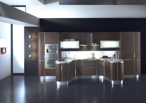 9-modelos armarios de cozinha modernos