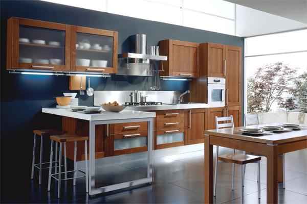 Armários cozinha modernos 3
