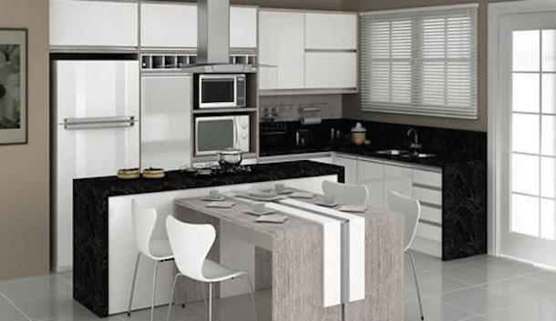 Móveis Plajenados para Cozinhas Pequenas11
