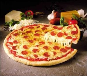 Massa de pizza 1
