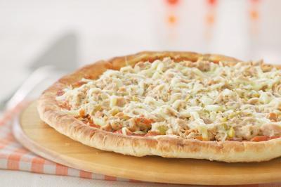 Massa de pizza 4
