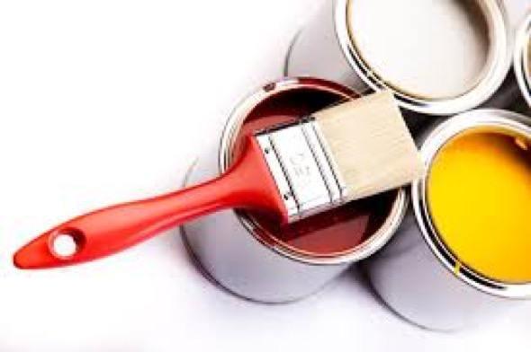3-como limpar pinceis de tinta