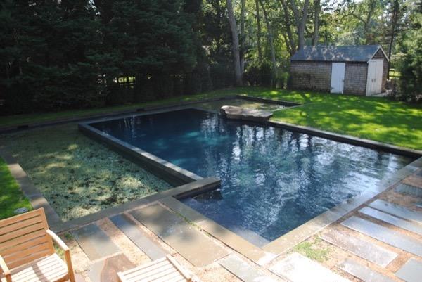 10 piscinas pequenas para casas e chacaras - Piscinas De Obra Pequeas