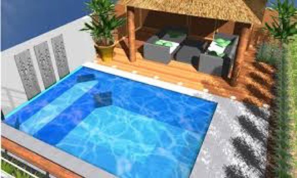11-piscinas pequenas para casas e chacaras