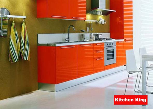 12-armarios de cozinha laranja